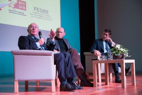 Jose Antonio Ardanza, Juan José Ibarretxe, Patxi López