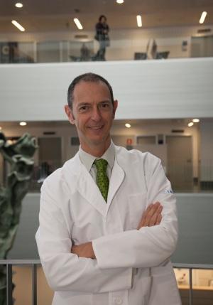 El doctor Nicolás Guerra, director de las clínicas IMQ