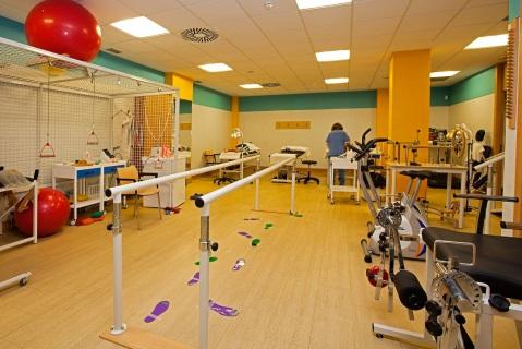 Centro de Rehabilitación IMQ Ajuriaguerra