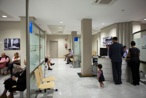 Centro Médico IMQ Colón
