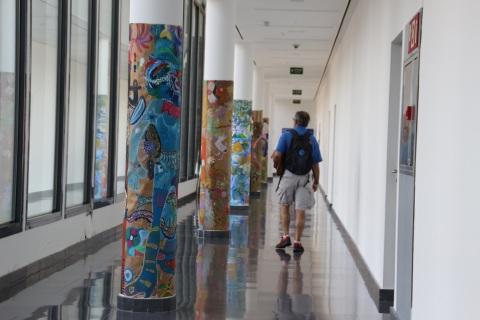Exposición 'Arte, salud y medio ambiente'
