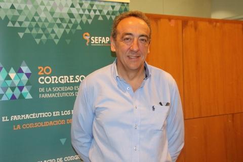 Ángel Mataix, nuevo presidente de la Sociedad Española de Farmacéuticos de Atención Primaria
