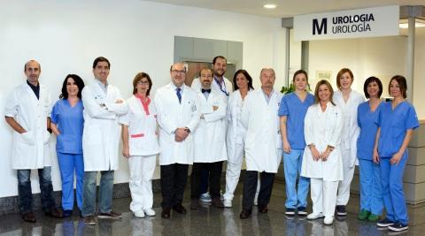 Euskadi celebra su décimo aniversario con cirugía robótica
